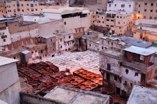 Marokko16 - Fez: een 1001 nacht-sprookje