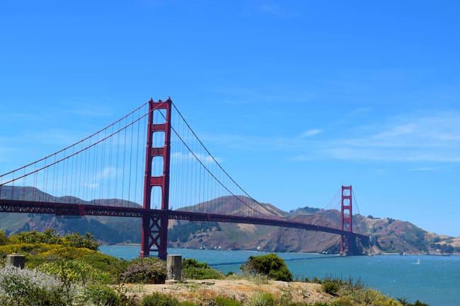 SanFransisco7 - Dit is de ultieme roadtrip route westkust Amerika in 3 weken