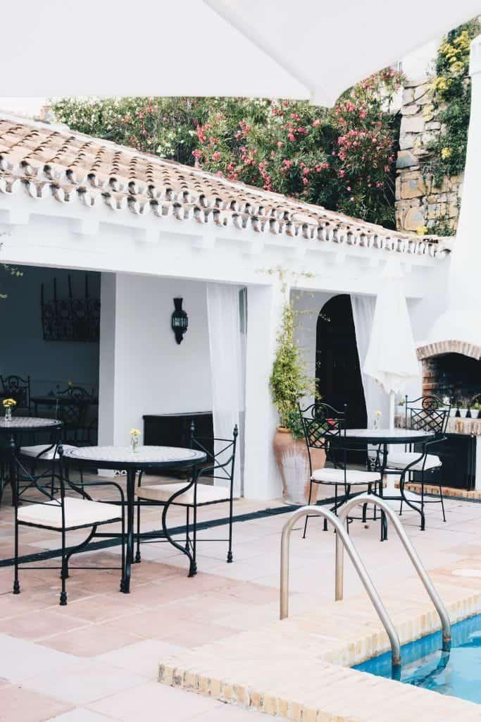 MyVilla2 - Prachtig boetiekhotel in Marbella: My Villa Alexandra   Explorista's Top Hotels