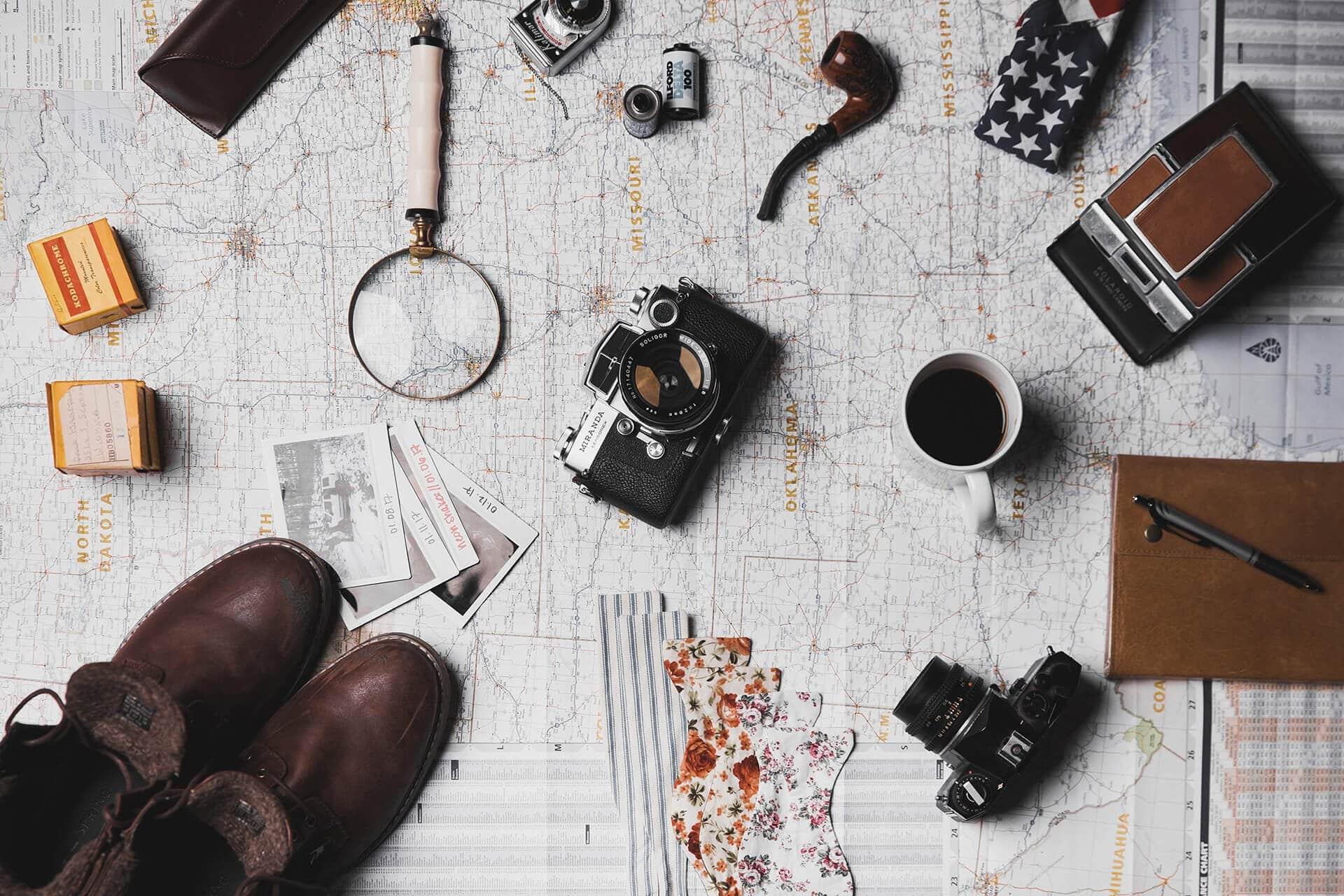 featured image - Vijf jaar liefde en reizen.