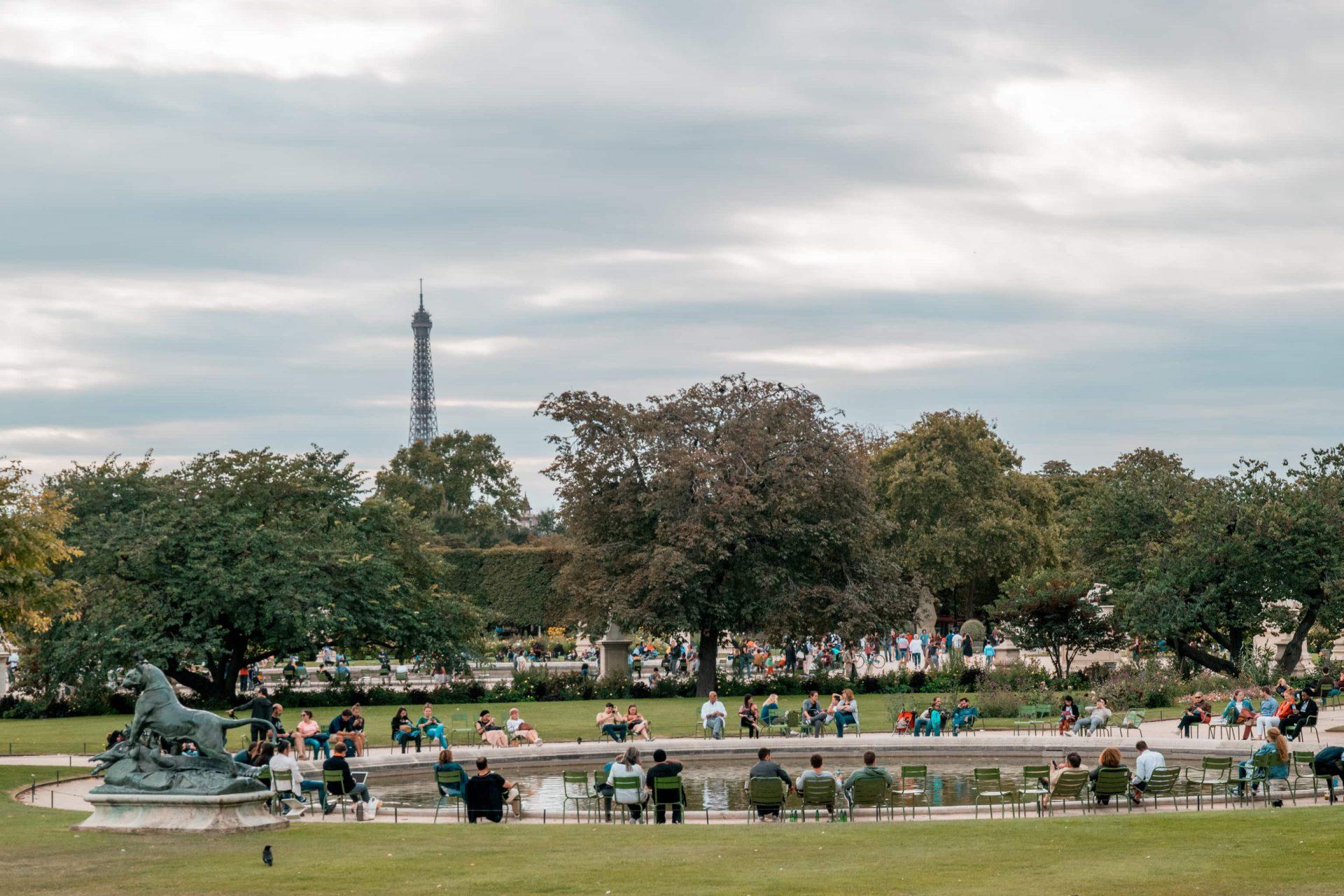 ParisCentrum25 - Wandeling Parijs: de ultieme wandelroute langs alle hoogtepunten