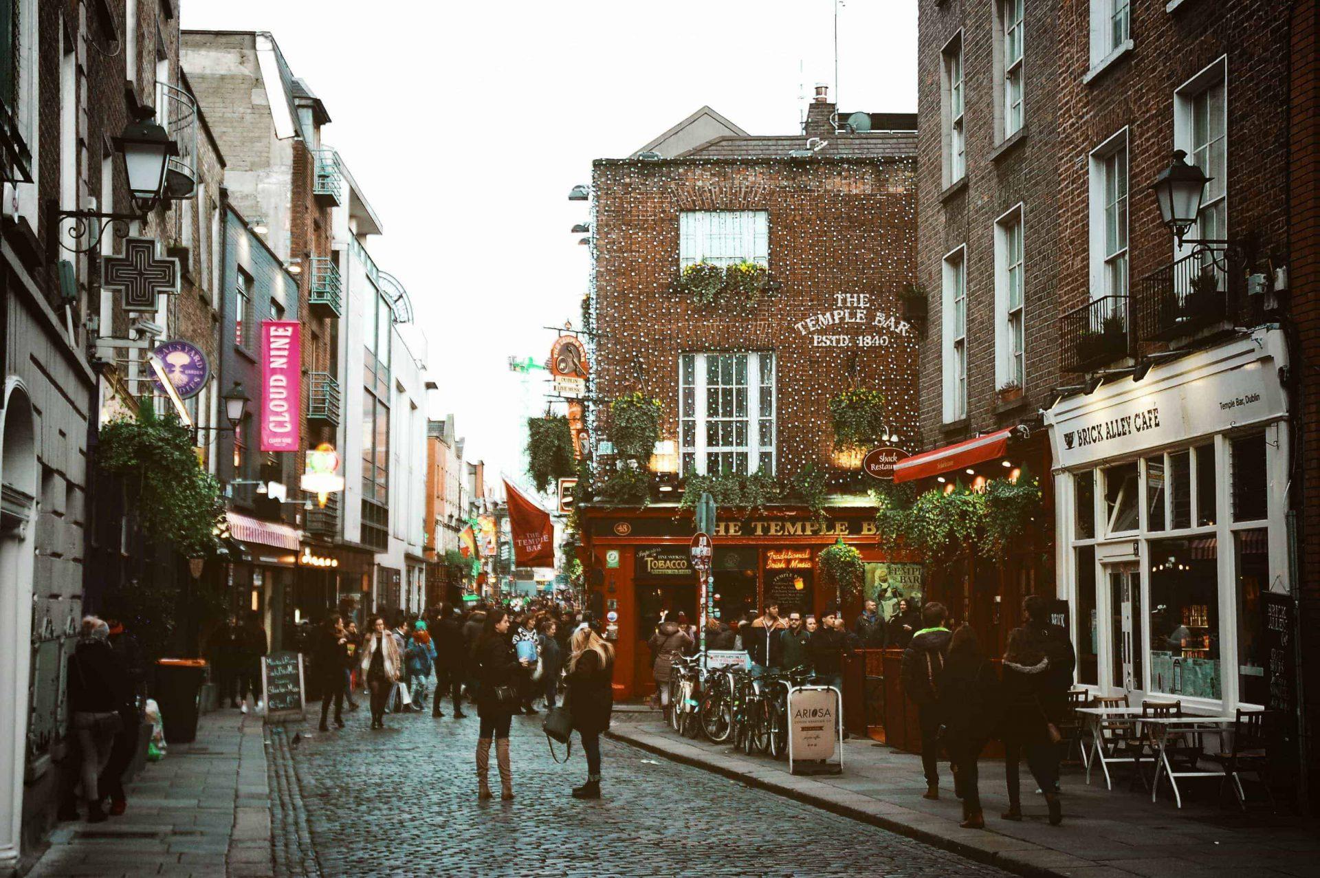 diogo palhais 549749 unsplash - De 8 leukste goedkope hotels in Dublin voor je stedentrip