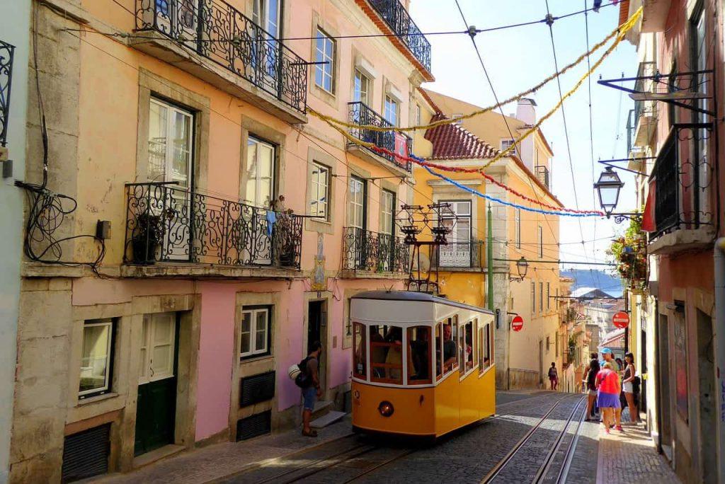 portugal lissabon pixabay 1024x684 - Winter citytrips: 14 leuke bestemmingen voor een winter stedentrip