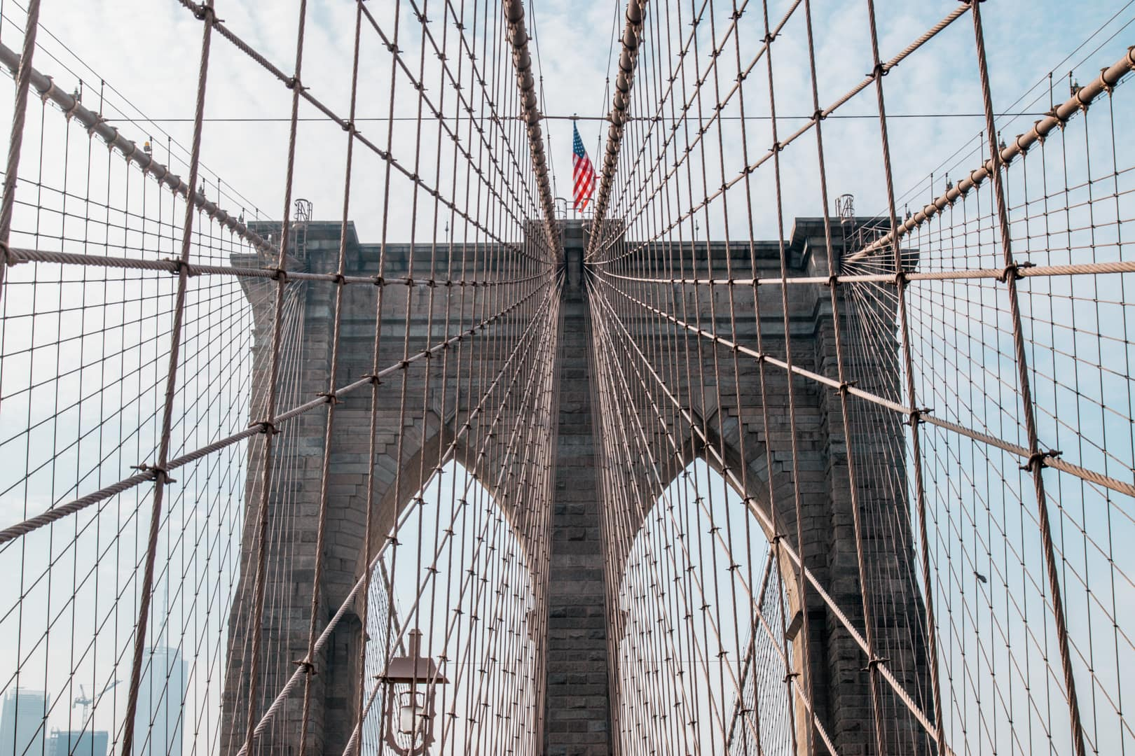 NewYorkBrooklynBridgePartTwo10 - STEDENTRIP NEW YORK