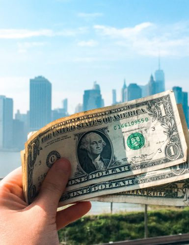 NewYorkDollars46 385x500 - Is New York duur? Dit kost een week New York! (+ budget tips)