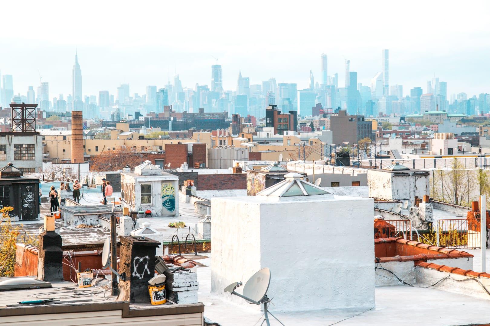 NewYorkUitzichtAirbnb4 - Is New York duur? Dit kost een week New York! (+ budget tips)
