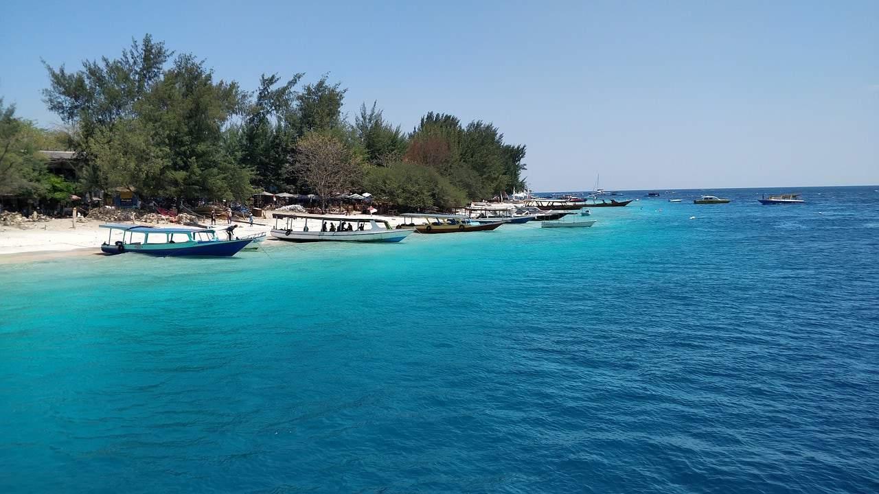 indonesie gili pixabay - De 12 mooiste eilanden in Indonesië (sommige ken je nog niet!)