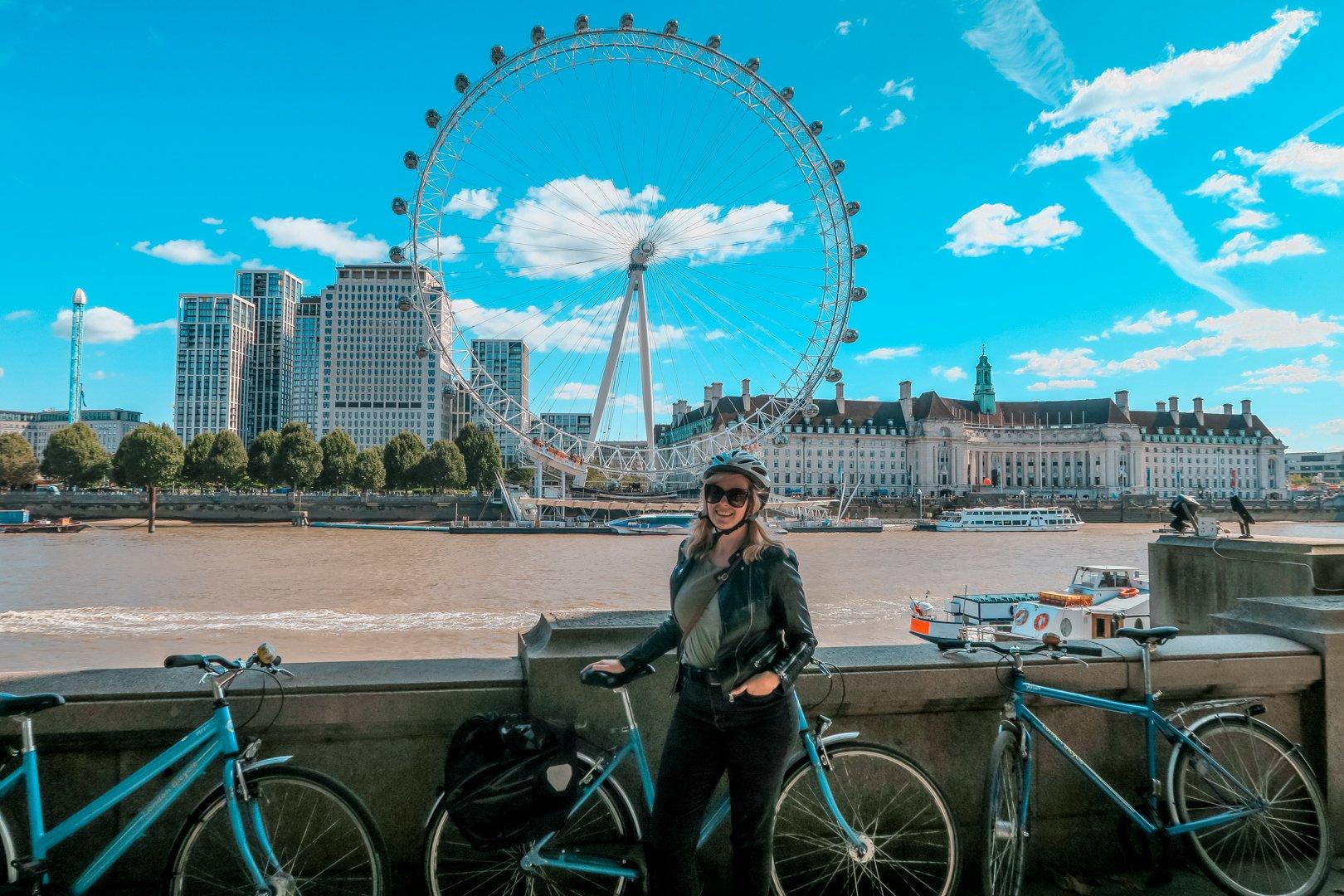 Fietsen in Londen: zou ik een fietstour aanraden?