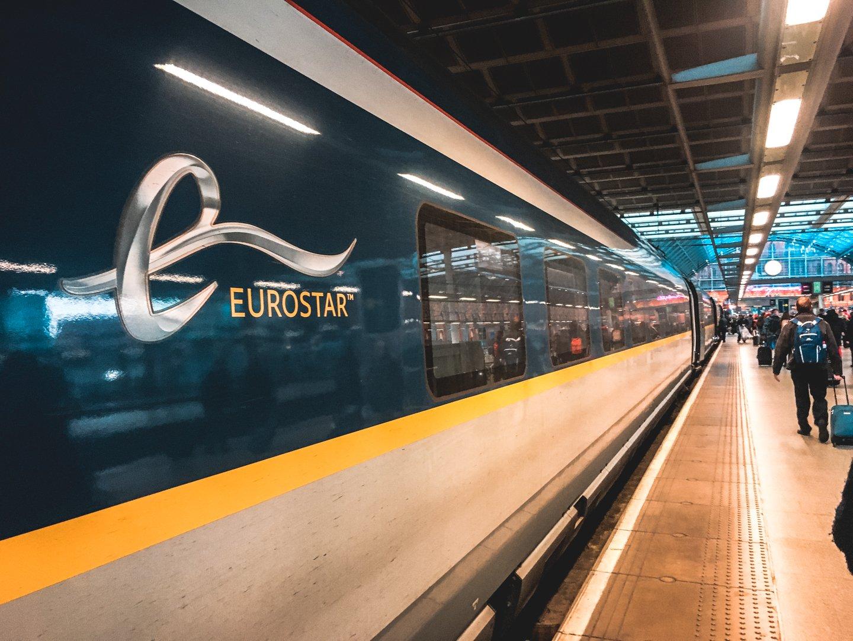 Eurostar2 - Trein Londen: Dit moet je weten over reizen met de Eurostar (+tips!)