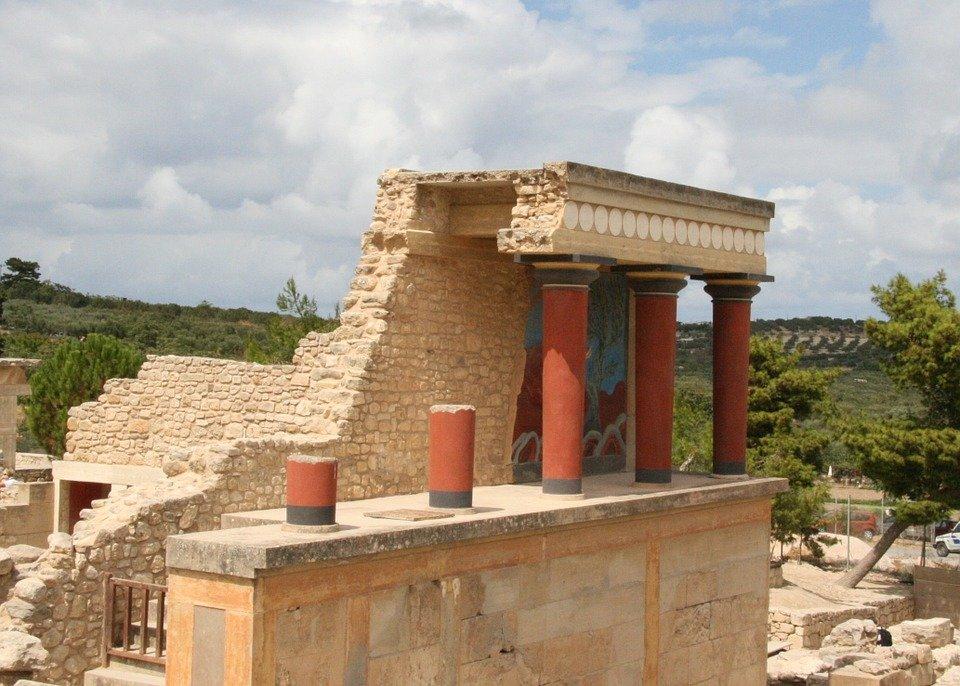 kreta knossos pixabay - De 20 mooiste plekken op Kreta: het grootste eiland van Griekenland