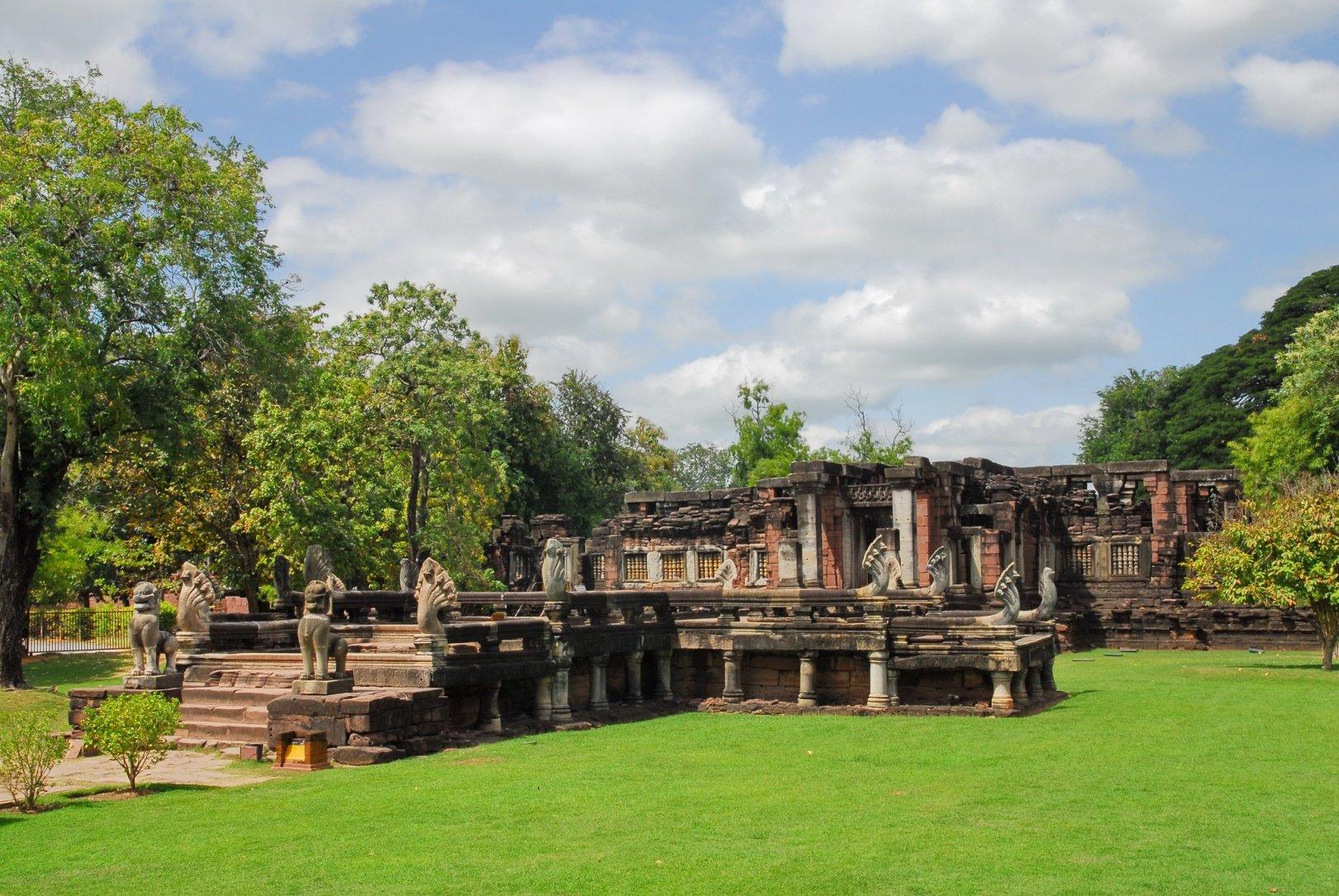 thailand phimai flickr - De 21 mooiste plekken in Thailand: van tempels tot watervallen en meer...