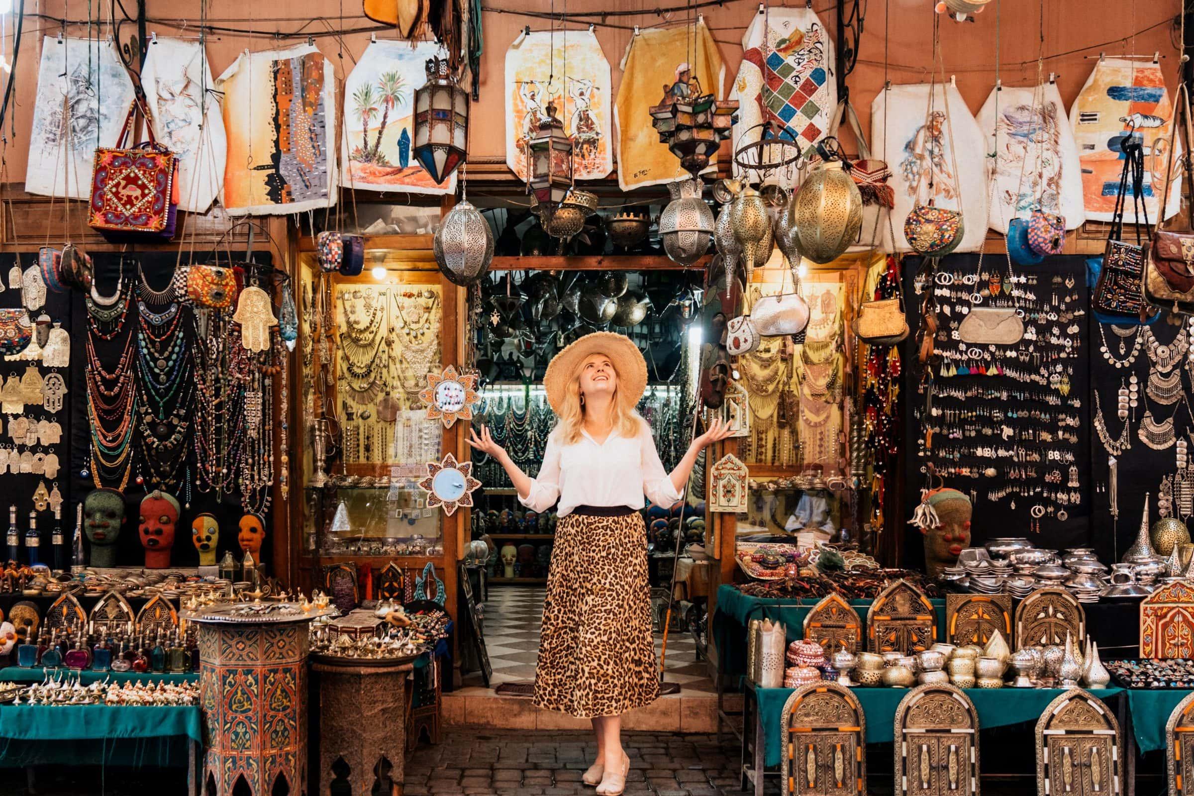 Bill Marrakech 15 scaled - Alleen naar Marrakech: hoe is solo reizen als vrouw in Marokko? (+ tips!)