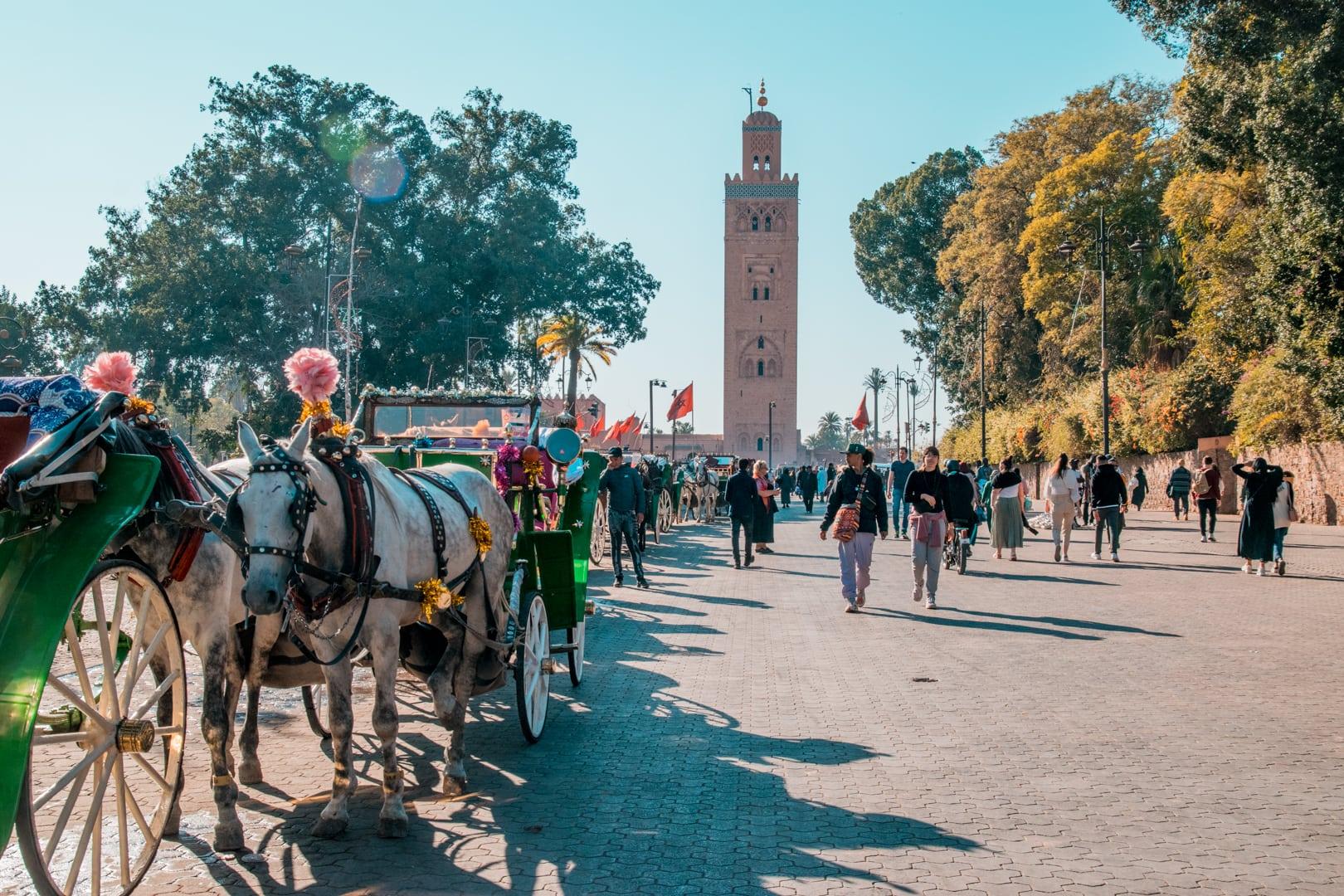 Marrakech Souks15 - Marrakech prijzen: zoveel kost een stedentrip naar Marrakech!