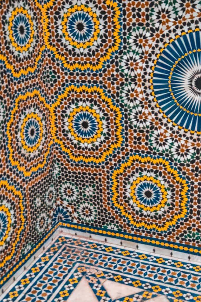 Marrakech Dar El Bacha8 683x1024 - Mijn Marrakech tips: 10 bezienswaardigheden die je niet mag overslaan op je stedentrip