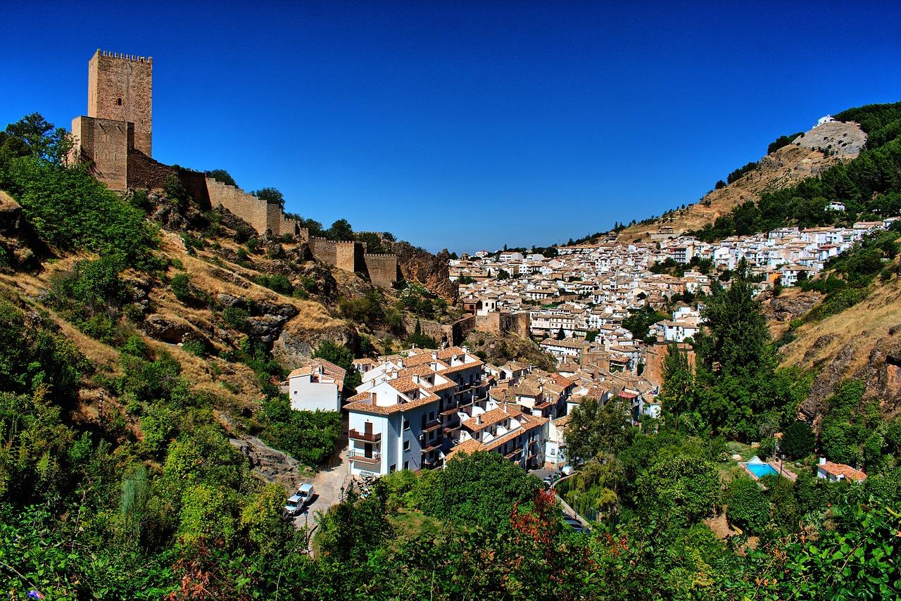 andalusie pixabay - De 24 mooiste plekken in Andalusië: natuur, dorpjes & steden