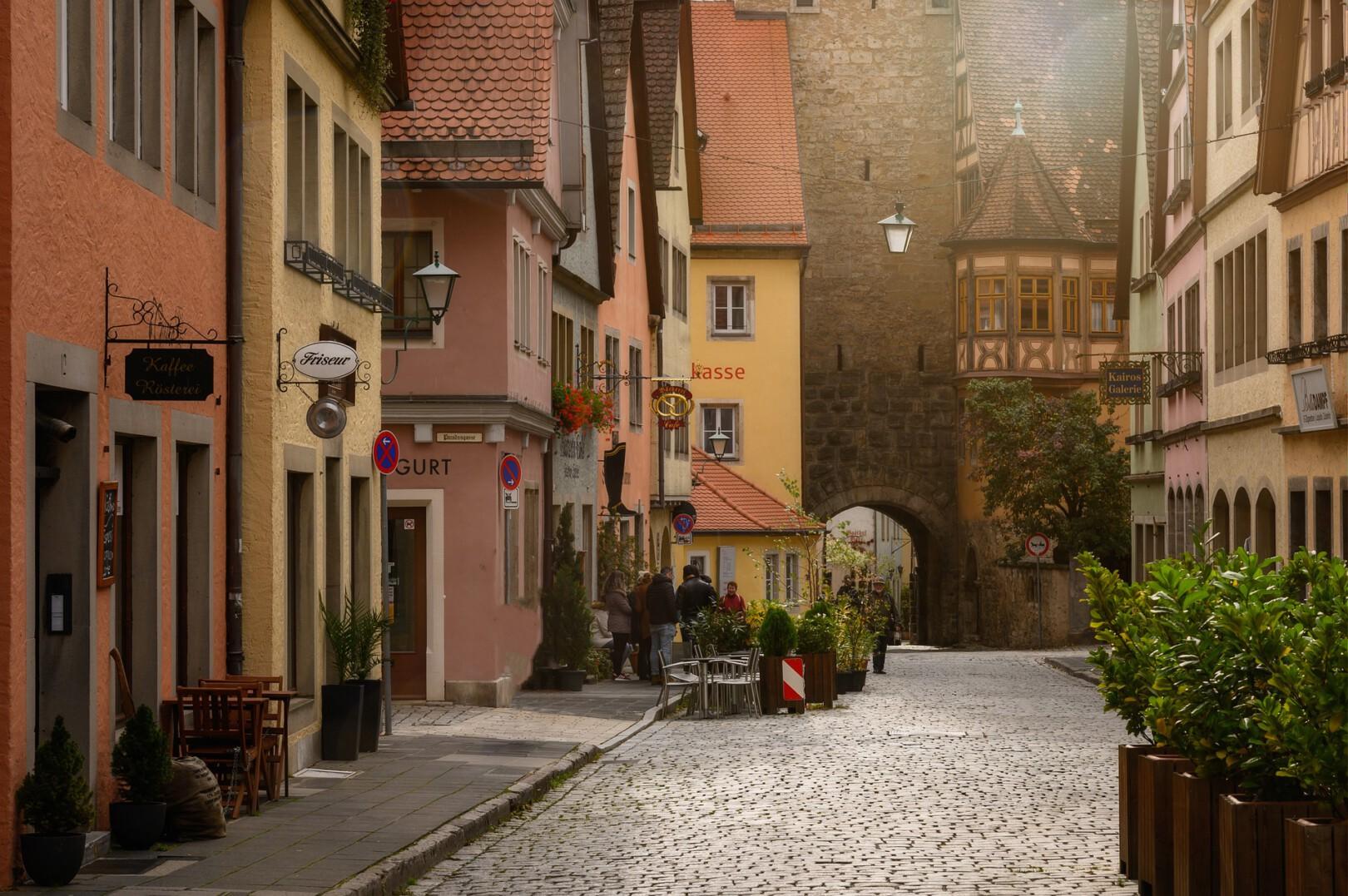 historic center 4574172 1920 - Dit zijn de 12 leukste dorpjes en kleine stadjes in Duitsland om te bezoeken!