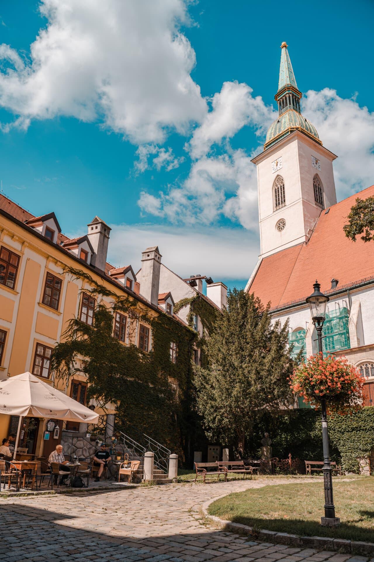 Bratislava 17 - Bratislava bezienswaardigheden:  wat te doen tijdens 1 dag (tips!)
