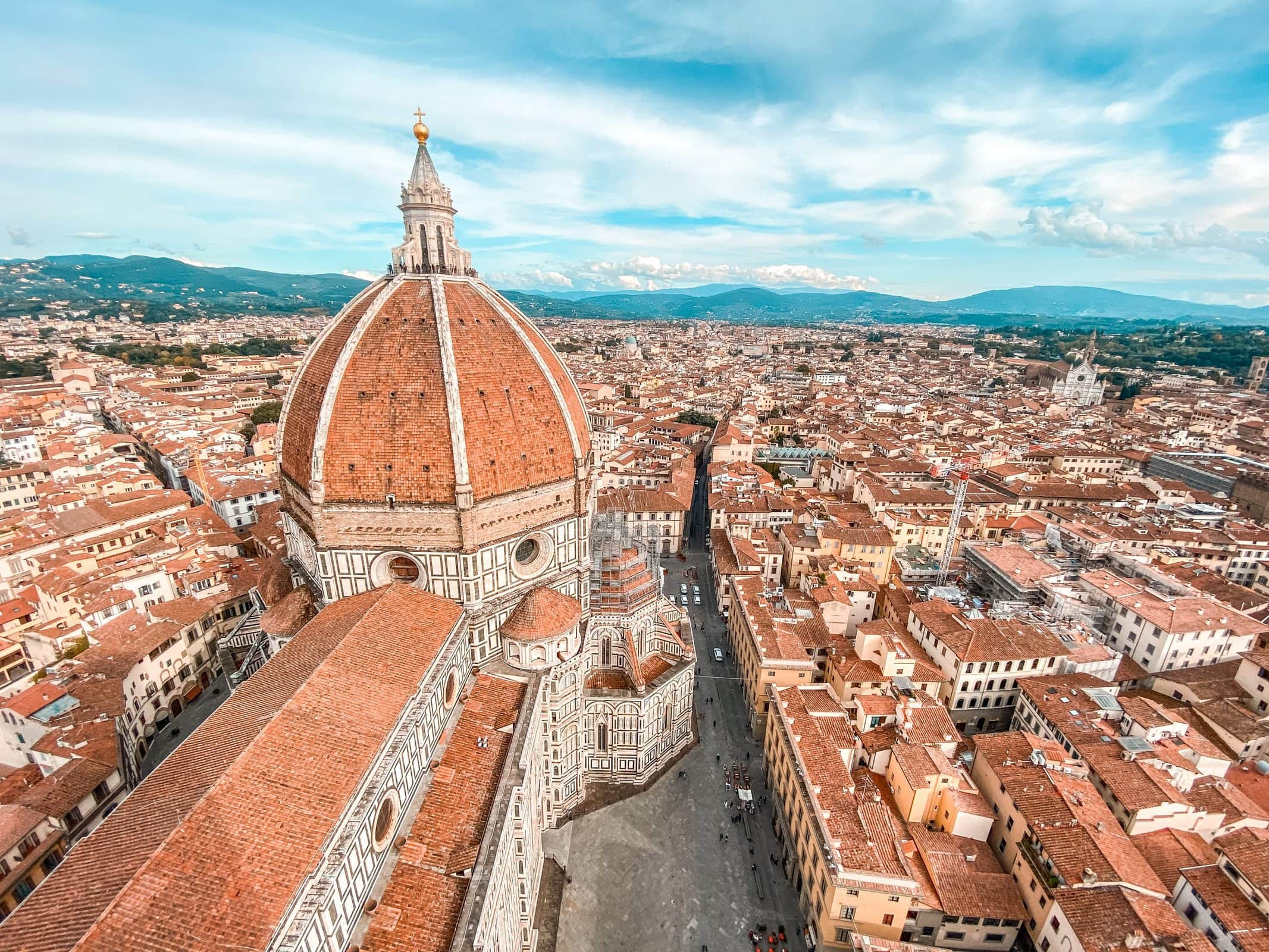 Florence Duomo 4 scaled - Florence bezienswaardigheden: 21 tips voor een leuke stedentrip