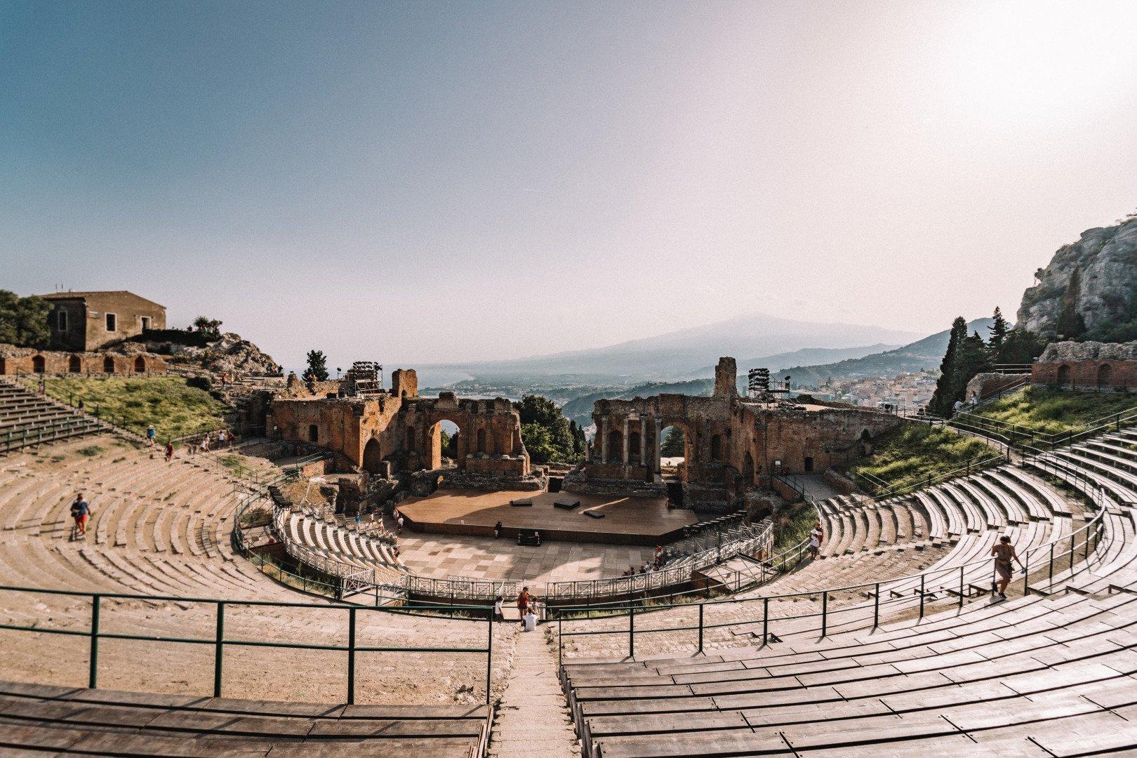 federico di dio photography Zw CMLoNILg unsplash - Rondreis route 1 week Sicilië: laat je betoveren door Oost-Sicilië